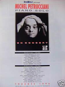 PUBLICITE-1996-EUROPE-1-PRESENTE-MICHEL-PETRUCCIANI-PIANO-SOLO-EN-CONCERT