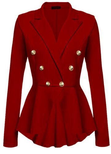 Office Suit Women/'s Classic Vintage Formal Overcoat for Skirt