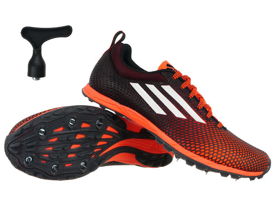 Adidas XCS 6  Uomo Cross Changeable Country Running Spikes Schuhes Changeable Cross Studs Trainers 27936e