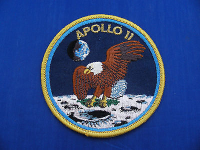 Patch Mint or Near Mint NASA VIII Vintage Lion Brothers Apollo 8