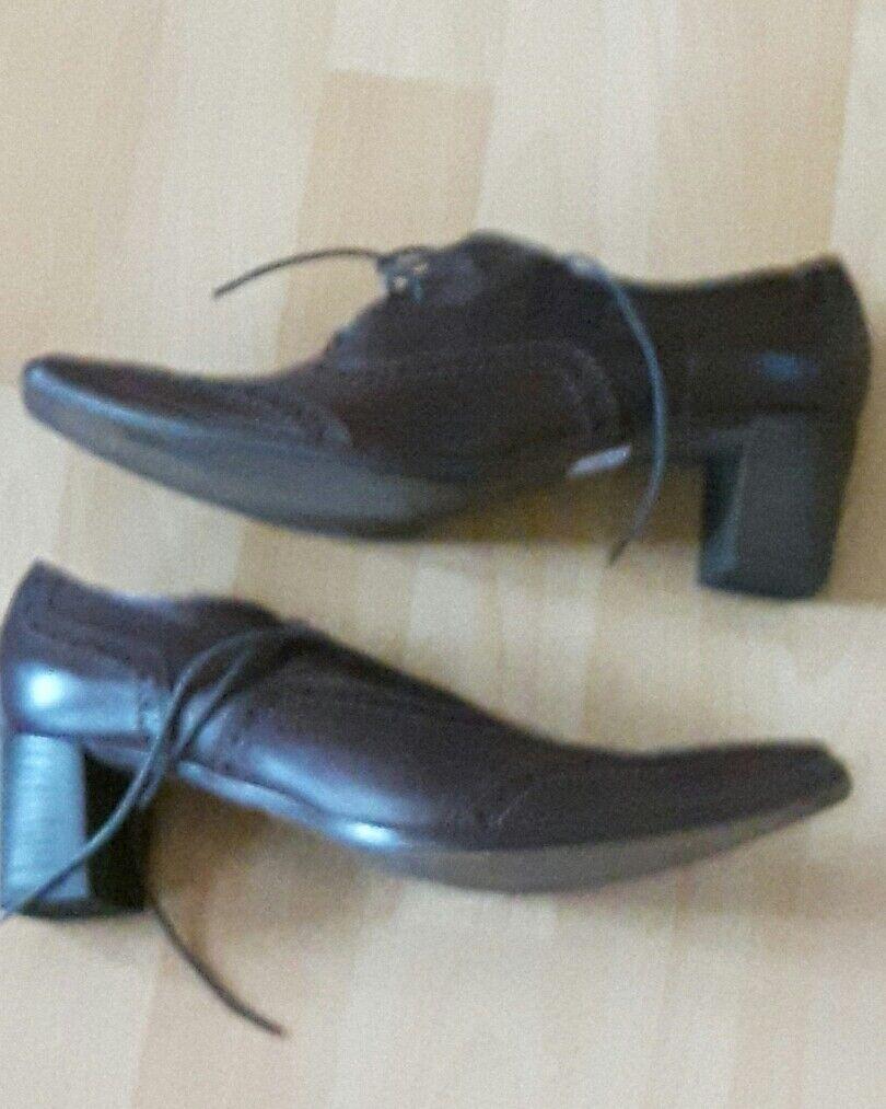 Tolle Damen Schnürer /Schuhe NEU
