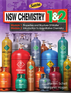Details about HSC NSW SURFING Chemistry Modules 1-2