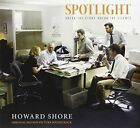 Spotlight: Break the Story, Break the Silence [Original Motion Picture Soundtrack] (CD, Jan-2016, Howe Records)