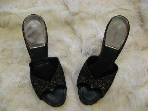 Galliano Vintage Sexy Black Lace Springolators