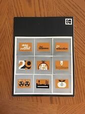 Vintage Kodak pamphlet: Slides with a Purpose for business and education