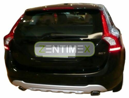 Z331288 Set Tappetino Vasca In Gomma Tappetini Per Volvo v60 Facelift STATION WAGON 5-porte