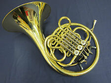 Jupiter JHR-452D 3-Valve French Horn (F or Bb) – lacquer (used instrument)