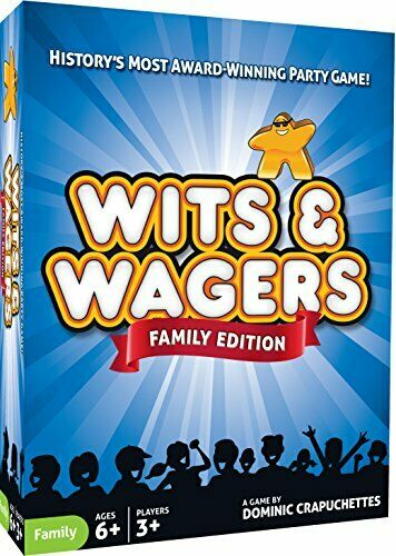 Multi North Star Games witsfamily GAME