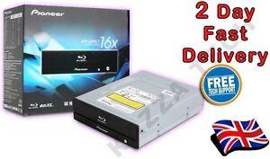 Pioneer-BDR-S09XLT-interno-SATA-16x-Blu-Ray-Bd-Rw-Lettore-Masterizzatore-Scrittore-BD-DVD