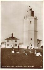 RPPC,North Foreland Light House,Near Margate,Kent,Used,1932