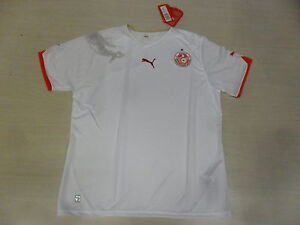 a754487cd2e 1606 ADIDAS SIZE XL TUNISIA T-SHIRT COMPETITION MATCH JERSEY SHIRT ...