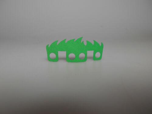 Lego® Minifiguren Zubehör Super Heroes  1x Skirt  Rock grün für Poison Ivy Neu
