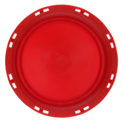 IBC Tote Tank Cover Lid Cap 163mm Breath Cover Lid Red