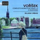Sämtliche Klavierwerke Vol.3 von Biljana Urban (2016)