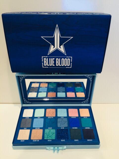 Jeffree Star Blue Blood Pallette ( New with box )