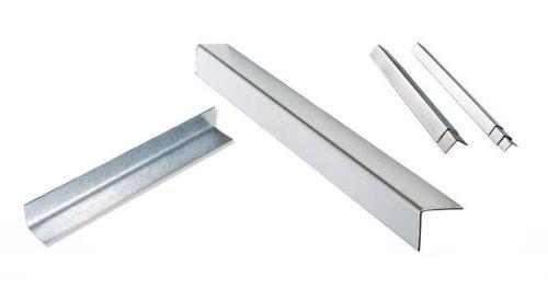 Aluminum Stainless Steel Tread plate Folded Metal Angle // Corner Protecton