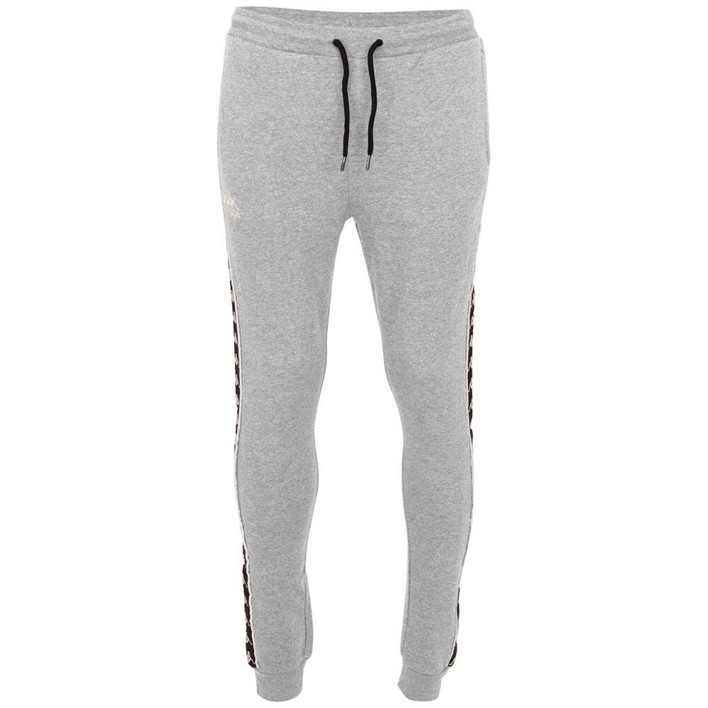 Kappa Authentic Sweatpants   Diego   Grey Melange