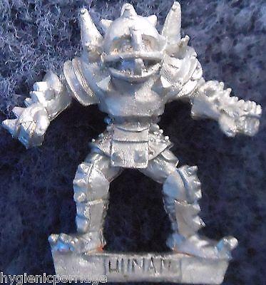 1988 Human Bloodbowl 1st Edition Blitzer Attacker Citadel Team Fantasy Football