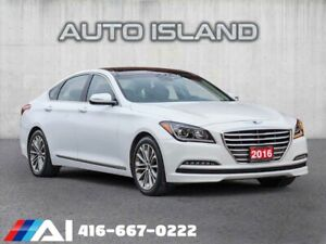 2016 Hyundai Genesis ALL WHEEL DRIVE**NAVIGATION**PANORAMIC SUNROOF