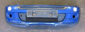 Genuine-Used-MINI-Cooper-S-JCW-Aero-Front-Bumper-Hyper-Blue-R50-R52-R53-2