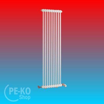 Arbonia Röhrenradiator Röhrenheizkörper 2 Säuler Anschlusstechnik 12   eBay