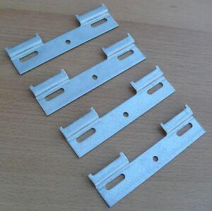Oberschrank Aufhängeschiene 130 mm Schrankaufhänger Wandschiene Schrankschiene