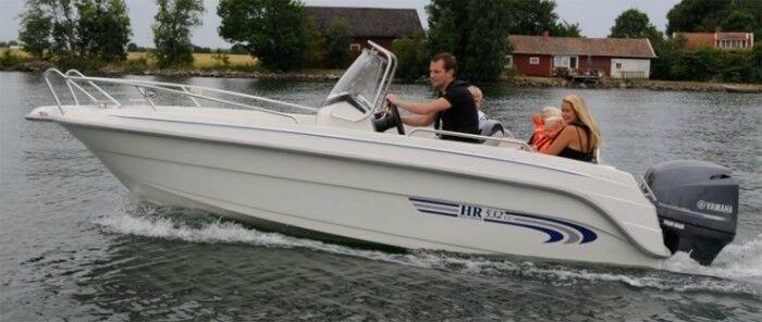 HR 532CC, Speedbåd, årg. 2020