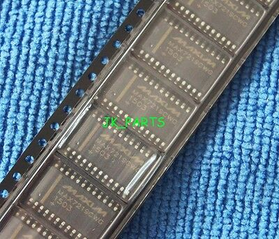 10pcs New MAXIM MAX7219CWG MAX7219 LED Display Driver IC SOP-24