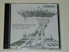 NECRONOMICON - Tips Zum Selbstmord (1972)/ Re.Garden Of Delights / CD New Sealed