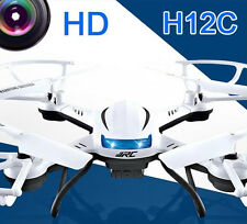 RC 3D Quadcopter + 5MP HD Kamera 2,4Ghz Drohne CH=Auto Coming Home Funktion Gyro