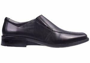 Brand-New-Slatters-Hugh-Mens-Comfortable-Leather-Slip-On-Dress-Shoes