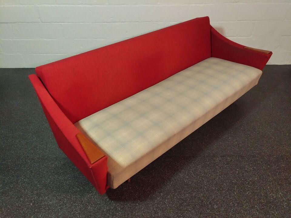 Anden arkitekt, retro sofa / sovesofa