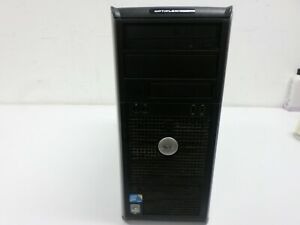 Dell Optiplex 760 1GB RAM Intel Core 2 Duo 2.8 GHz No HDD No Operating System