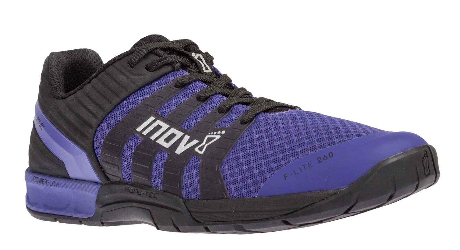 Inov 8 F-Lite 260 Femmes Chaussures De Course Violet Noir