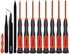 Torx Tool Kit Screwdriver Set T3 T4 T5 T6 T8 T9 T10 T15 Security Driver Magnetic