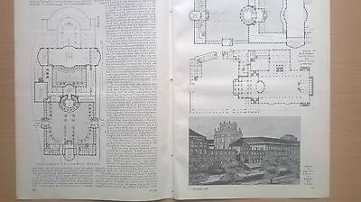 1906 97 Deutsches Museum München Burgdorf Bei Bern Harmonische Farben