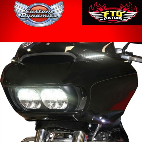 Other Lighting Parts Automotive Custom Dynamics WINDSHIELD TRIM ...
