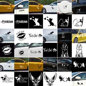 Funny-Car-Sticker-Truck-Boat-Window-Bumper-Body-Vinyl-Decal-Waterproof-Fine