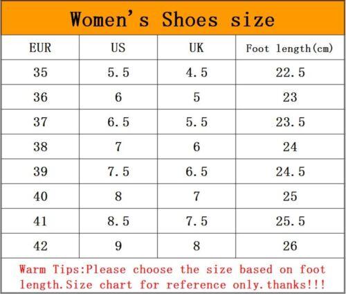 Femme Casual Chaussures De Sport Épais Plateforme Creux De Course À Pied Baskets NEUF