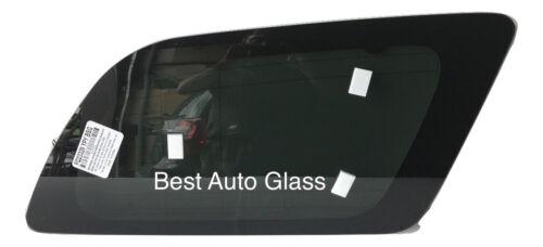 08-17 Toyota Sequoia Passenger Side Rear Right Quarter Window Glass