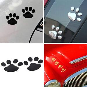 2pcs-3D-Dog-Paw-Footprint-Car-Sticker-Decal-Footprint-Sticker-Motorcycle-3C