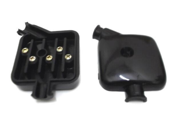 Vespa Kabelkästchen PV ET3 V50 50 N S L R Special geschraubte Kontakte NEU