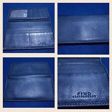 Fino Leather bifold Long Wallet