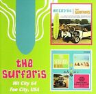 Hit City 64/Fun City USA by The Surfaris (CD, Nov-2005, Beat Goes On)