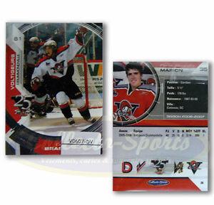 2006-07-Drummondville-Voltigeurs-Team-Set-w-Derick-Brassard-amp-Frederic-St-Denis