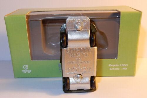 MICRO NOREV HO 1//86 1//87 CITROEN 1200 KG TA HY TYPE H TUB POSTES POSTE PTT box