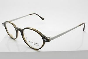 Kenneth Cole BE PREP-ARED 225 Round Plastic Eyeglasses ...