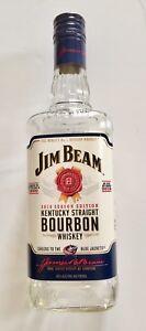 Hourra Pour Columbus Blue Jackets 2000-2018 Commémorative Jim Beam Bouteille-afficher Le Titre D'origine Xj54ydi4-08003536-403882429
