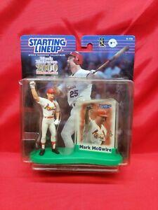 Hasbro; Mark McGwire Cardinals 2000 Starting Lineup Commemorative