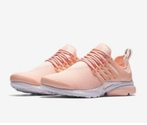 hot sale online 64898 e9a5a Details about Nike Women's Air Presto Sunset Tint White Sz 12 878068-601  Mens Size 10.5